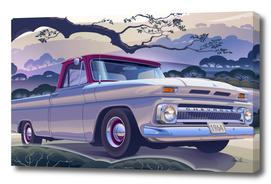 1964 Chevrolet Short-bed Custom Half-Ton Pickup