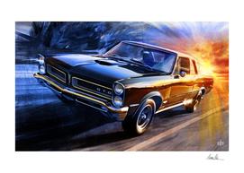 1965 Pontiac Tempest GTO