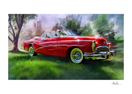 Buick Super Eight at Meadowbrook