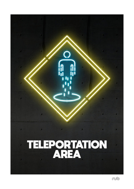 TELEPORTATION AREA