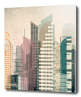 Theme For Great Cities No. 3