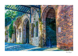 Old Brick Arches