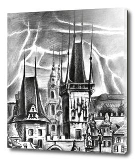 Sketch or Prague