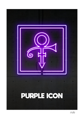 PURPLE ICON 2