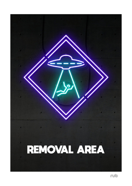 REMOVAL AREA