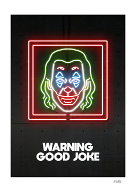 WARNING GOOD JOKE