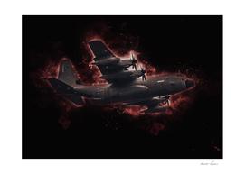 Cargo plane disaster
