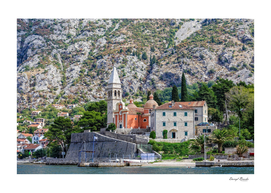 Old Church in Kotor-Edit