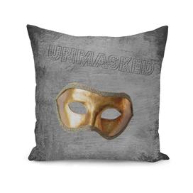 Unmasked, Silver Metal, Golden Mask, Unknown, Stealth Lover