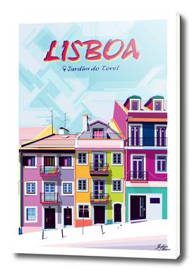 Jardim Do Torel - Lisbon