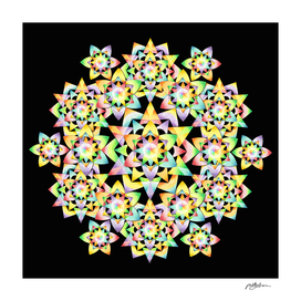 Rainbow Kaleidoscope