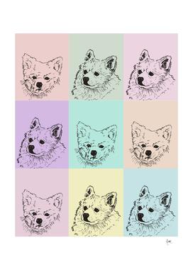 Doggy tile