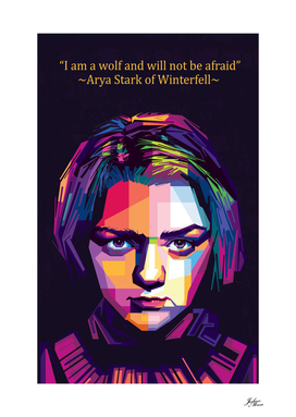 Arya Stark of Winterfell
