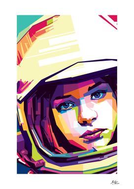 Astronaut Girls Pt. 2