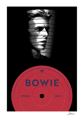 VINYL LEGENDS / Bowie
