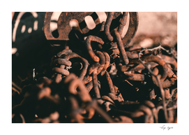 Rusting Chains