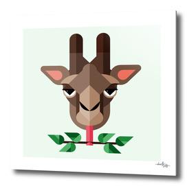 Giraffe Illustration