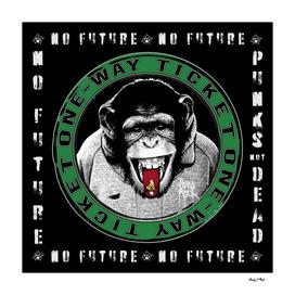 No Future One-Way Ticket 3