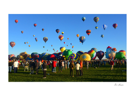 2019 Albuquerque International Balloon Fiesta