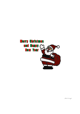 Merry Christmas and Happy New Year 6 a