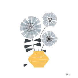 Midcentury Floral