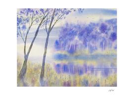 Royal Woods Lake