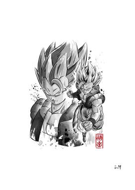 Saiyans Fusion