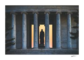 Between the Columns