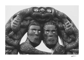 Maori Tribal Totem