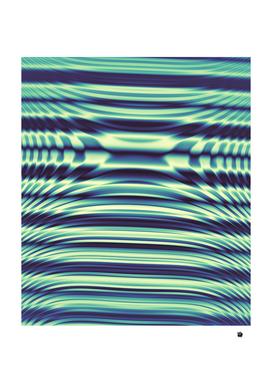 Blue Waves zigzag