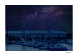 Night at Nelson's Dockyard