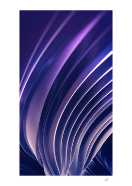 Abstract Dark Violet Wallpaper