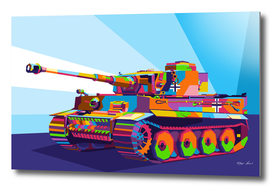 Tiger 1 Ausfuhrung. E