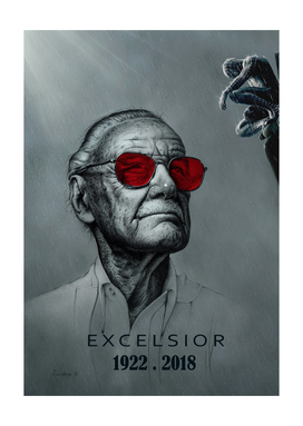 Stan Lee Poster 2