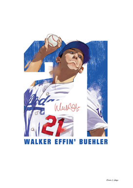 Walker Effin' Buehler