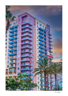 Colorful California Coastal Condo