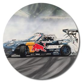 Mad Mike Drift Car