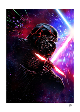 Final Battle part 1 - Kylo Ren