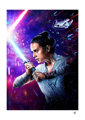 Final Battle part 2 - Rey