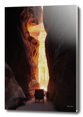 Petra, parmi les 8 merveilles du monde