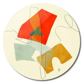mid century geometric