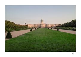 Castle Charlottenburg in Berlin/Germany
