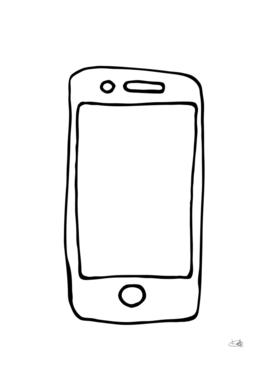 Sketch smartphone