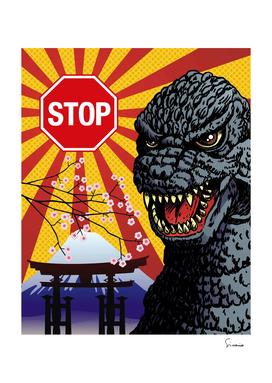 Stop Godzilla