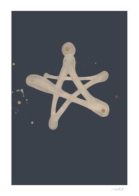 A New Star Is Born (Dark Blue Version)