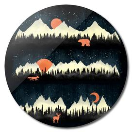 Mountains Animals