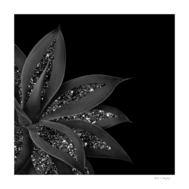 Agave Finesse Glitter Glam #7 #tropical #decor #art