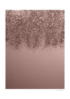 Sparkling Rose Gold Blush Glitter #3 (Photography) #shiny