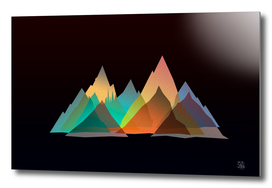Mountains Colors