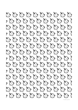 CUTE NARWHAL PATTERN